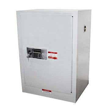 成霖 灰色全钢毒品柜,12加仑/45升,单门/手动,CLD10100