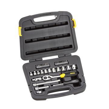 史丹利套筒套装,10mm系列英制35件套,94-692-22