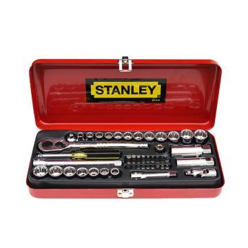 史丹利套筒套装,6.3&10mm系列 46件套,89-516-22