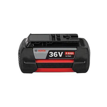 博世锂电池,36V/4.0Ah,1600A001ZN (博世厂家该型号供货不稳定,请询货期)