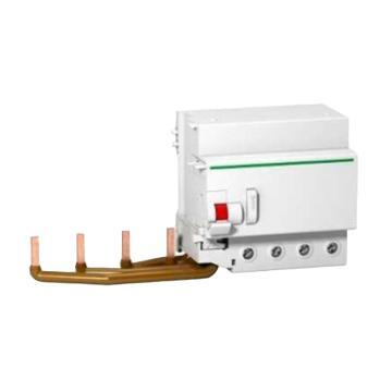 施耐德 电磁式剩余电流动作保护附件,Acti9 Vigi C120 AC class 300mA 4P,A9N18570