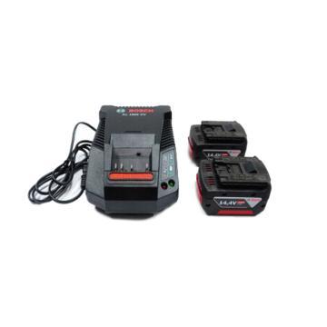 博世电池套装,2电1充套装14.4V/4.0Ah,1600A001AN