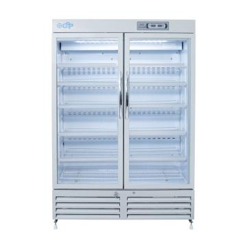 药品专用阴凉柜系列(双门),白雪,YCP-1008FD,1240*765*1945,8~20℃   热卖机型