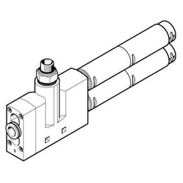 费斯托FESTO 真空发生器,VN-20-H-T6-PQ4-VA5-RO2