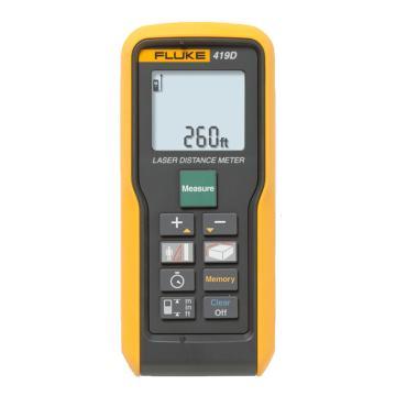 福禄克/FLUKE 激光测距仪,80m量程,FLUKE-419D