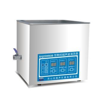 舒美超声波清洗机,KQ2200DB,3L