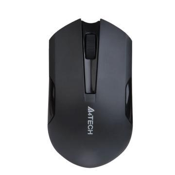 双飞燕  A4tech 无线鼠标 G3-200N (黑色)