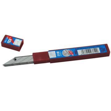 手牌 1361 30度尖刀片 9mm 红色