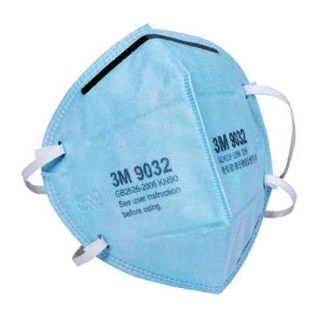 3M 防尘口罩,9032,KN90 头戴式,10个/包