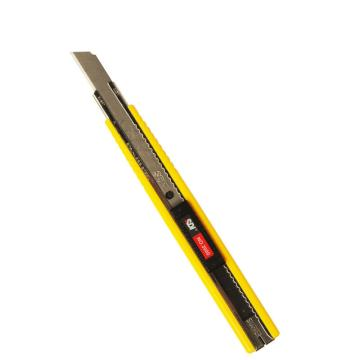 手牌 3000C 专业小美工刀(附赠3片刀片)  黄色