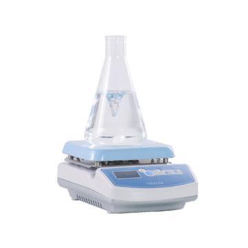 一恒磁力搅拌器,加热型,最大搅拌量:12L,工作盘尺寸:180x180mm,IT-09A12