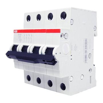 ABB 微型断路器,SH204-C25