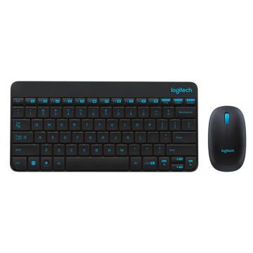 羅技 無線鼠標鍵盤套裝, MK245 黑色 單位:套