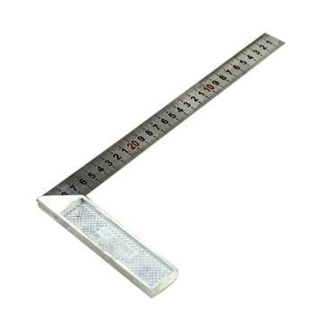 长城精工 不锈钢角尺,1A系列锌合金座 150mm,GWS-15A