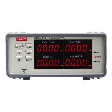 优利德/UNI-T 智能电参数测试仪,UTE1003A