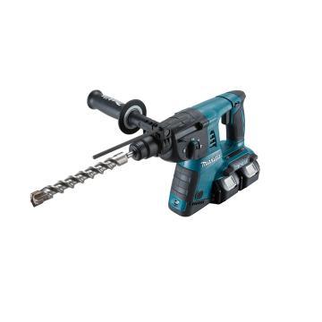 牧田充电式电锤,26mm  0-4800ipm 0-1200rpm,DHR263RF4
