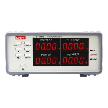 优利德/UNI-T UTE1010B智能电参数测试仪