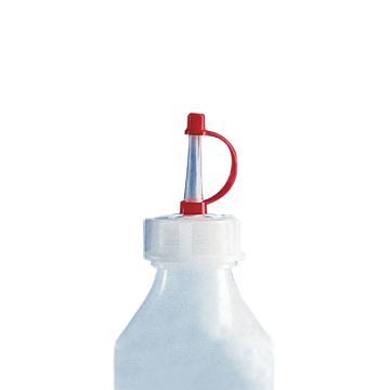BRAND滴嘴盖,PE-LD材质,适用于螺口瓶,GL 18,50个/箱