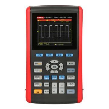 优利德/UNI-T UTD1050CL手持式数字存储示波器