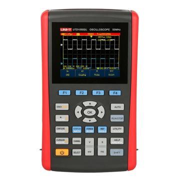 优利德/UNI-T 手持式数字存储示波器,UTD1050DL