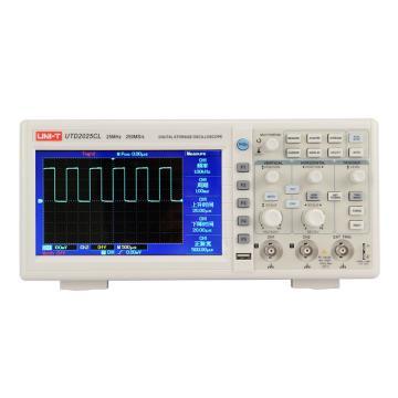 优利德/UNI-T UTD2025CL数字储存示波器