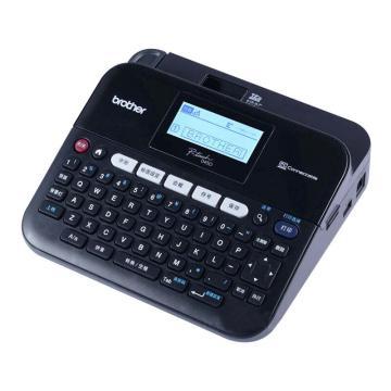 兄弟 桌面式標準型標簽打印機,PT-D450 單位:臺