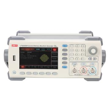 优利德/UNI-T 函数/任意波形发生器, 25MHz 100MS/s,UTG2025A