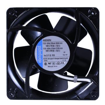 电控柜风扇,ebmpapst,4606N