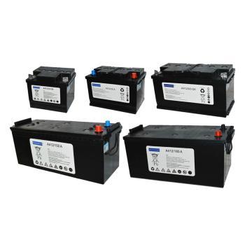 德国阳光 A400系列蓄电池,A412/20 G