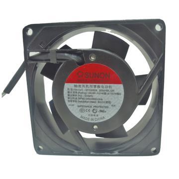 建准 方形交流散热风扇(92×92×25mm),SF23092A 2092HBL.GN