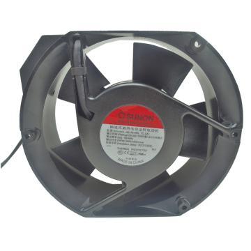建准 圆形交流散热风扇(151×171×51mm),A2175-HBL TC.GN