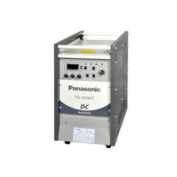 松下YD-630AT3,IGBT控制直流弧焊电源,内置碳弧气刨,适合严酷环境的高可靠性焊机