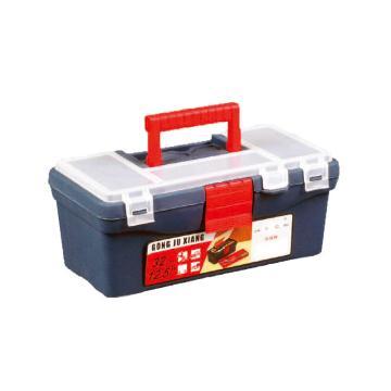环球 塑料工具箱,尺寸(mm):320X170X135,4型,12个/箱,整箱起订
