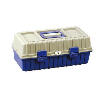 环球 塑料工具箱,尺寸(mm):480X240X210,2型,6个/箱,整箱起订