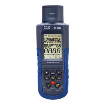 华盛昌/CEM 核辐射检测仪,DT-9501(厂家停产升级,下单前需咨询确认)