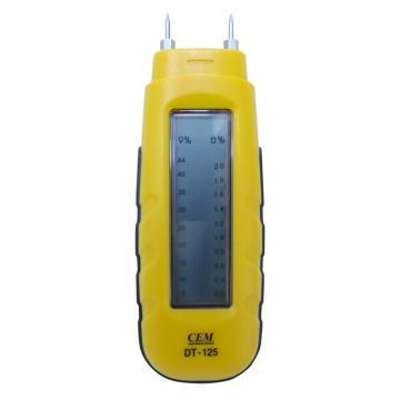 华盛昌/CEM DT-125木质水分温湿度测试仪仪