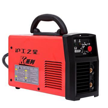 沪工之星逆变直流弧焊机,ZX7-200KE,含风冷,快速插头