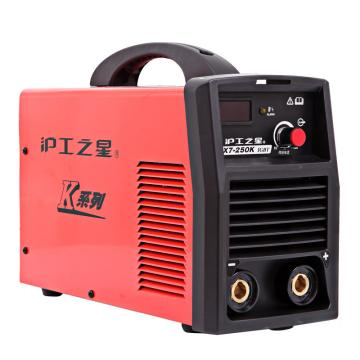 沪工之星逆变直流弧焊机,ZX7-250K,含风冷,快速插头
