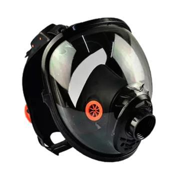代尔塔 M9200 硅胶全面罩,105007
