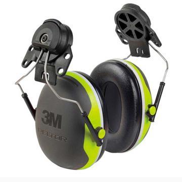 X4P3安全帽式耳罩