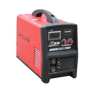 沪工之星逆变直流弧焊机,ZX7-500K,含风冷,快速插头