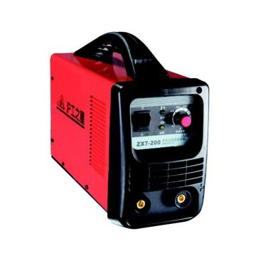 沪工之星逆变直流弧焊机,ZX7-200,含风冷,快速插头