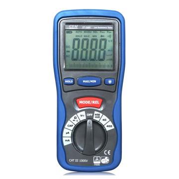 绝缘电阻测试仪,华盛昌 四线低电阻测量仪,DT-5302