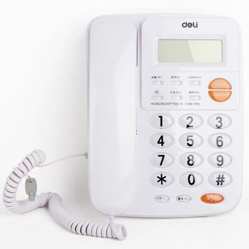 得力 電話機,780