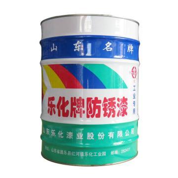 乐化 中灰防锈漆,15Kg/桶