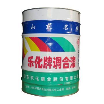 乐化 油漆,月白色卡型号:L1-19,16Kg/桶