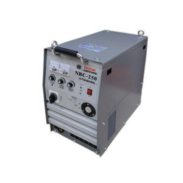 上海通用抽头式气体保护焊机,NBC-250 一体机,380V