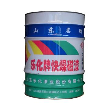 乐化 快燥磁漆,中灰色卡型号:L1-34,7Kg/桶