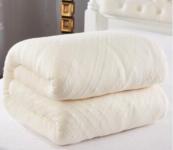 被芯,材质纯新棉花,6斤重  150*200cm 适用1.2米床