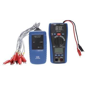 华盛昌/CEM 多功能检测仪,二合一电线电缆测试仪与万用表,LA-1015